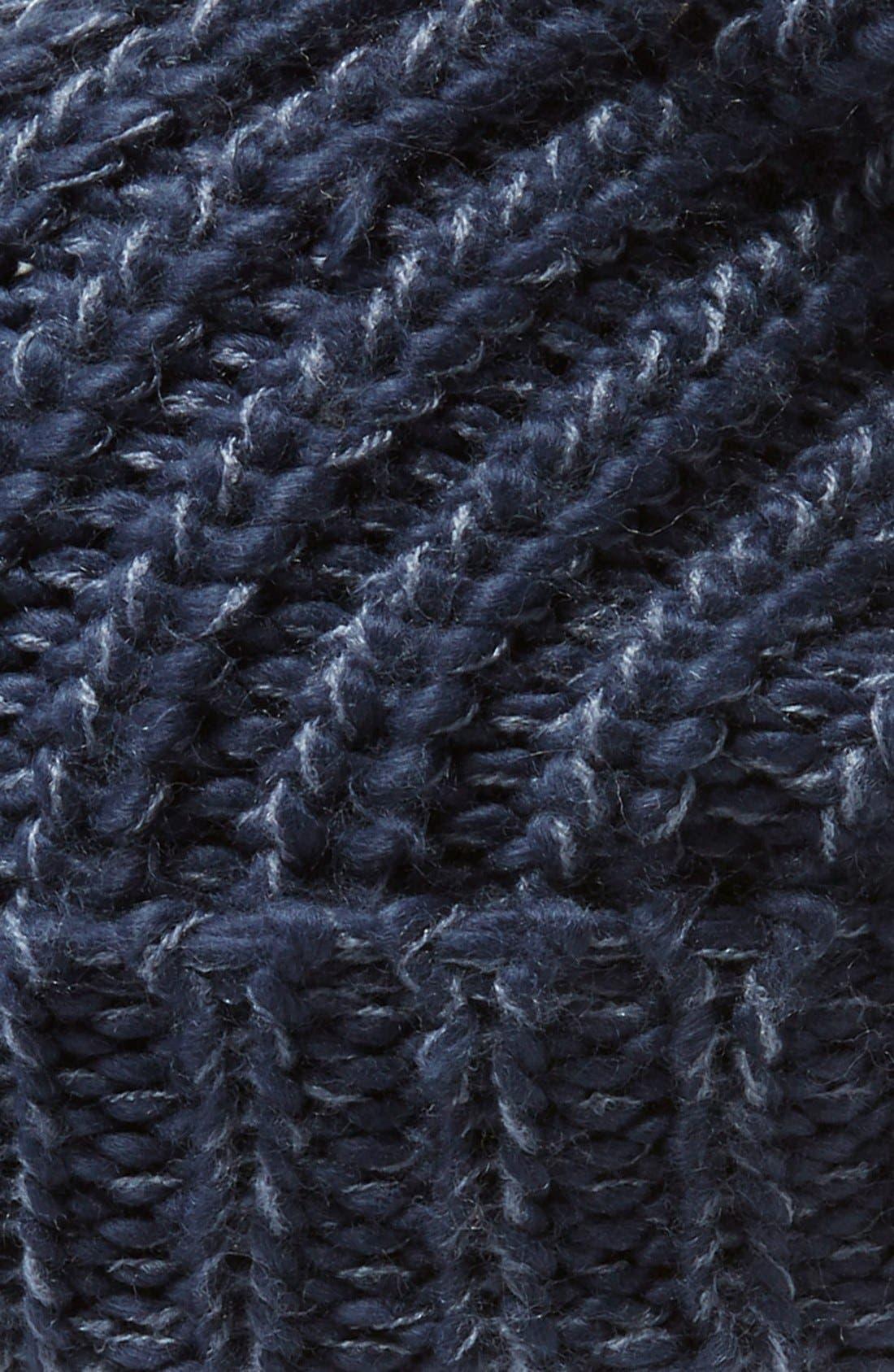 ,                             Chunky Rib Knit Beanie,                             Alternate thumbnail 12, color,                             400