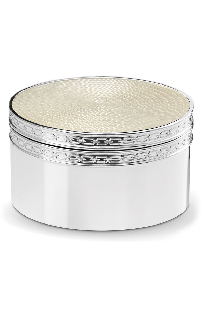 VERA WANG x Wedgwood With Love Nouveau Trinket Box, Main, color, 040