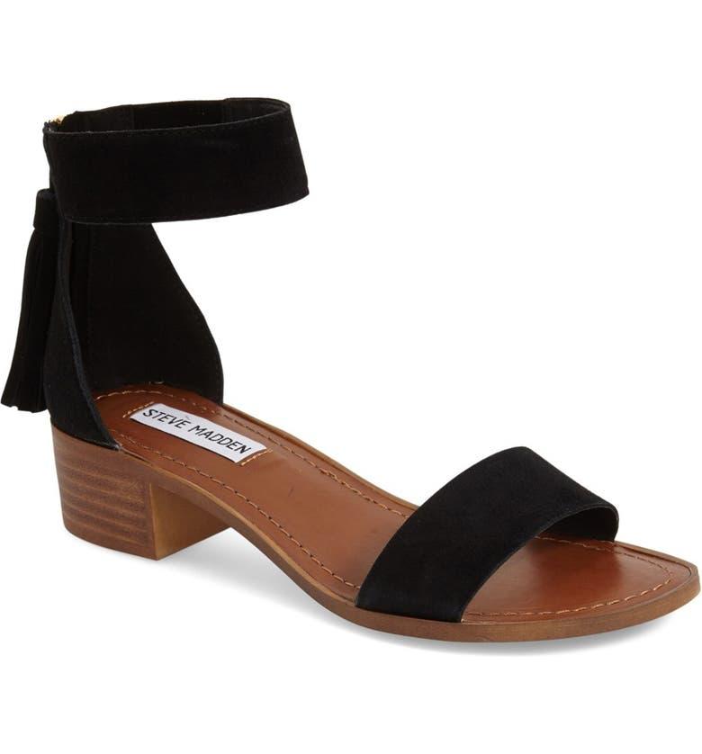 6ad7fa3e7 Steve Madden 'Darcie' Ankle Strap Sandal (Women) | Nordstrom