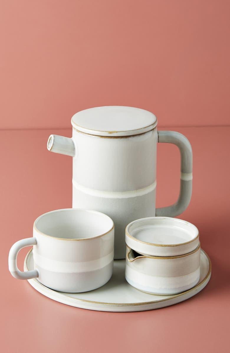 ANTHROPOLOGIE HOME Rhys Tea Set, Main, color, 020