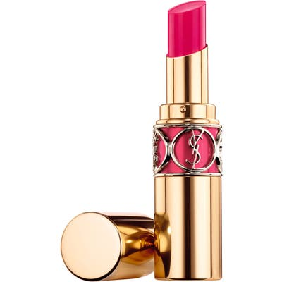 Yves Saint Laurent Rouge Volupte Shine Oil-In-Stick Lipstick - 06 Pink Safari