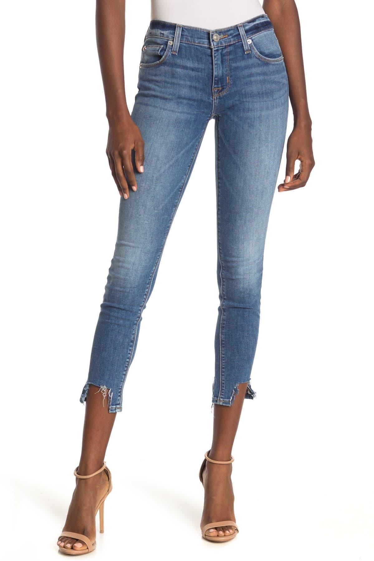 Image of HUDSON Jeans Krista Ankle Skinny Jeans