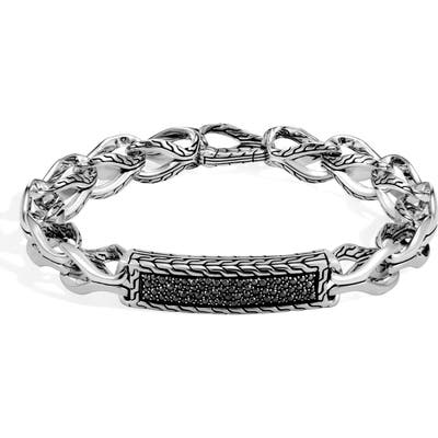 John Hardy Asli Id Bracelet