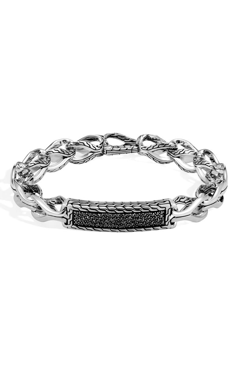 JOHN HARDY Men's Asli ID Bracelet, Main, color, 001