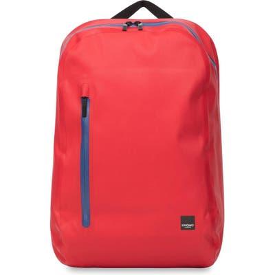 Knomo London Thames Harpsden Backpack - Red