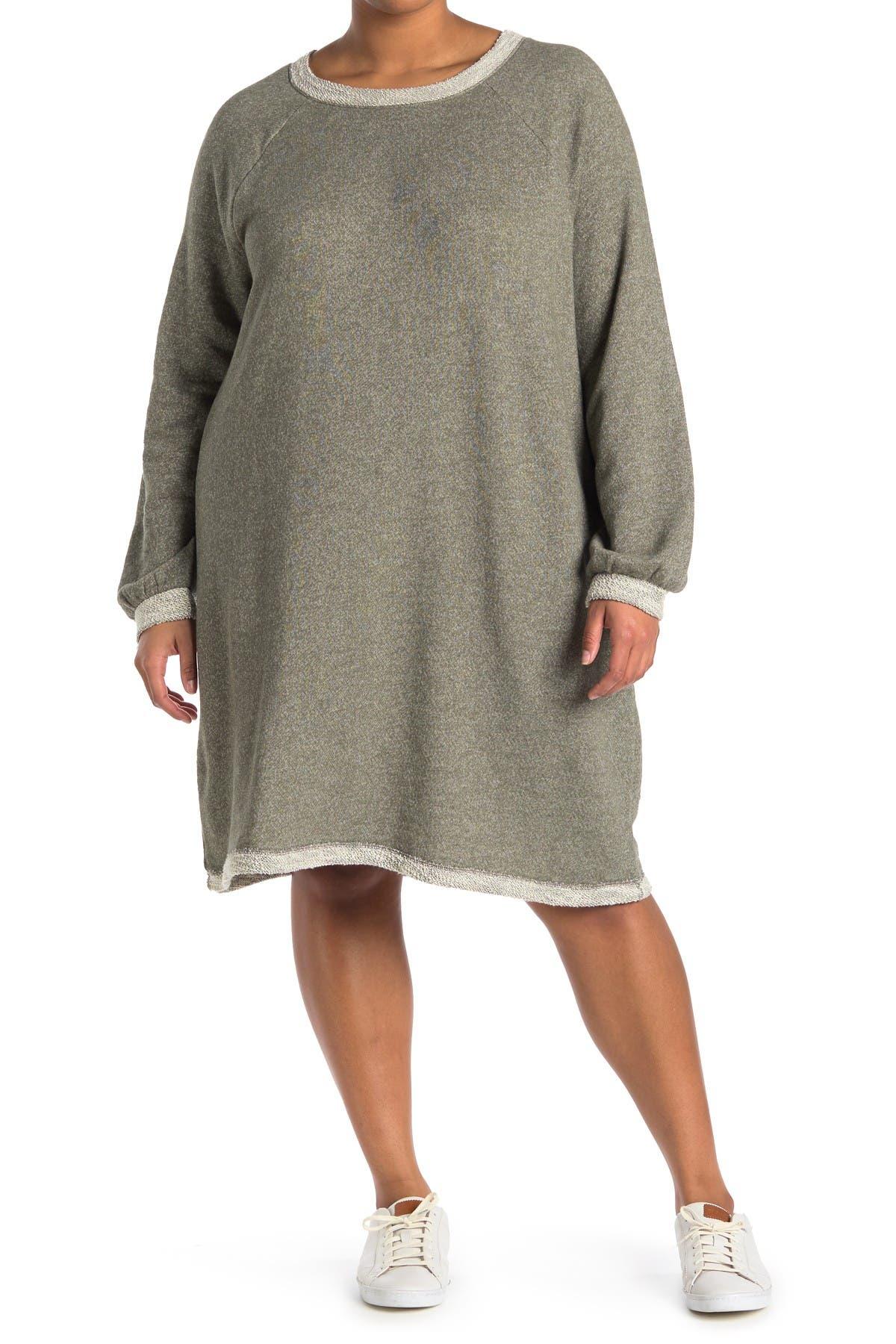 Image of SUSINA Sweatshirt Dress