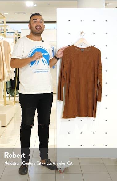 Slit Organic Linen & Cotton Tunic, sales video thumbnail