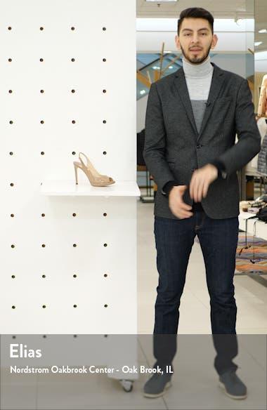 Nova Patent Slingback Sandal, sales video thumbnail