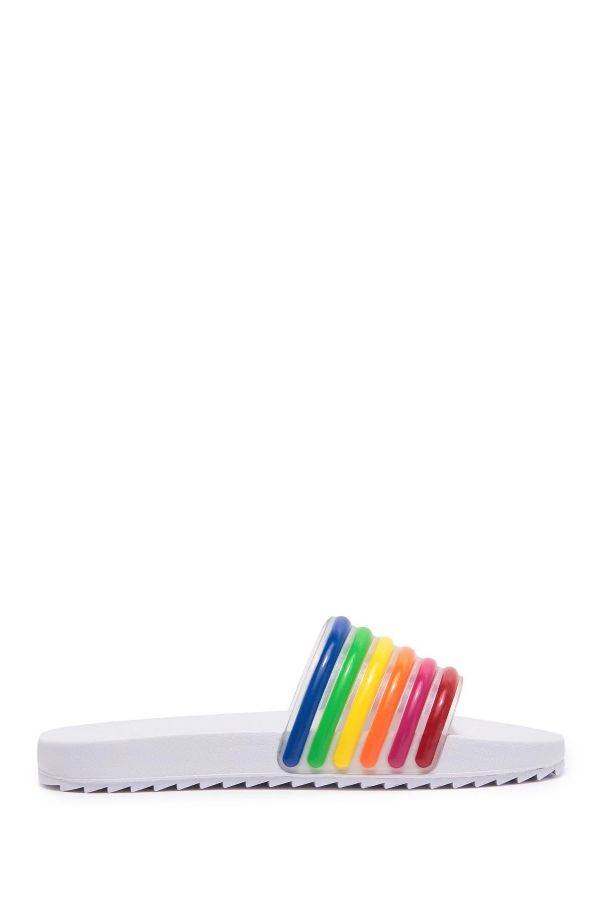 Tommy Hilfiger   Shylo Rainbow Slides