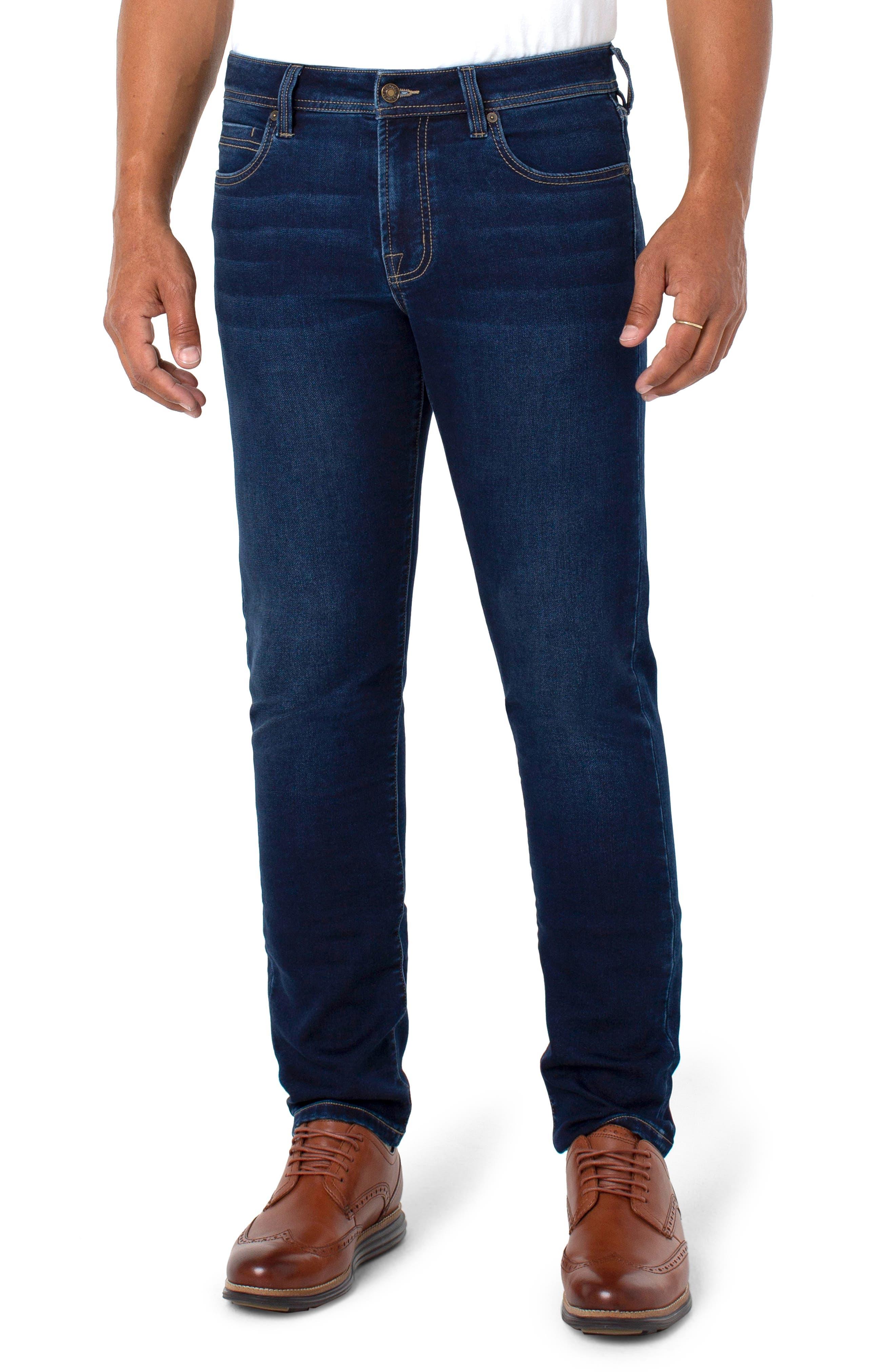 Kingston Modern Slim Straight Leg Jeans