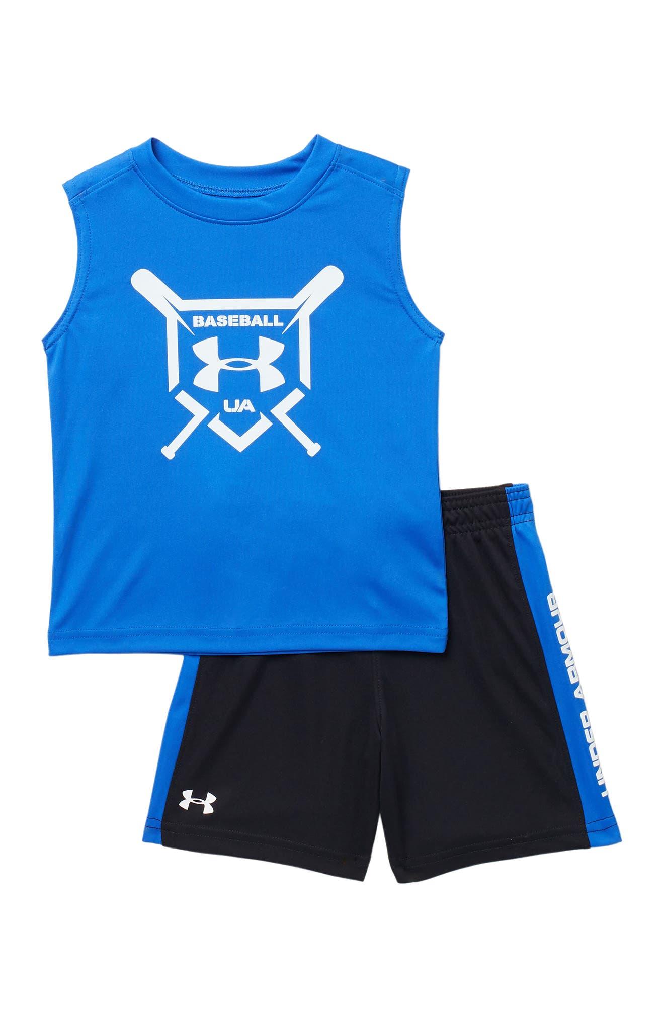 Image of Under Armour UA Baseball Squad Set