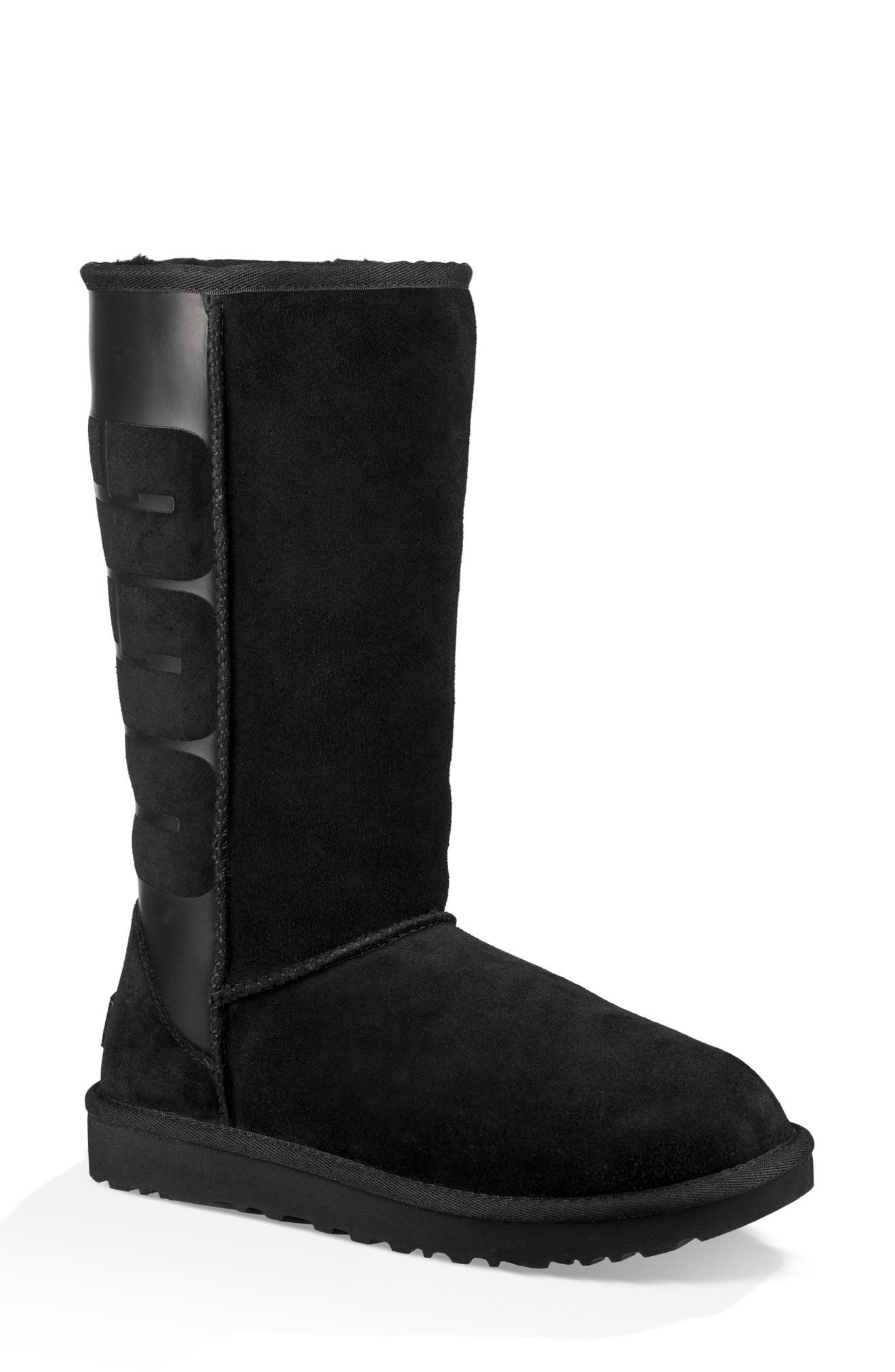 UGG® Sparkle Classic Tall Boot (Women) (Narrow Calf)