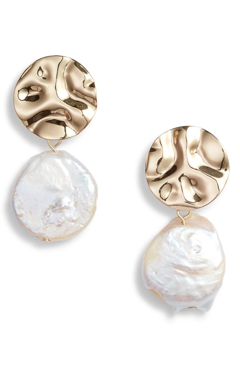 8 OTHER REASONS Alora Drop Earrings, Main, color, 710