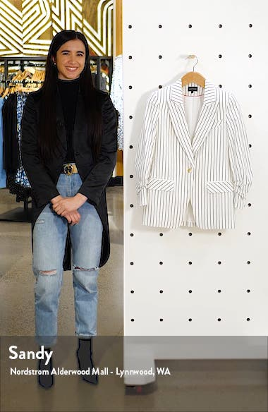 Stripe Blazer, sales video thumbnail