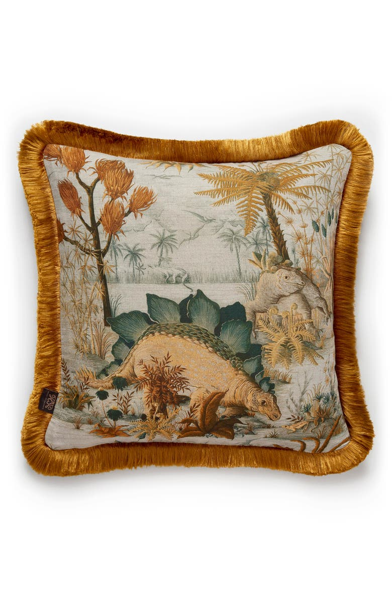 HOUSE OF HACKNEY Dinosauria Accent Pillow, Main, color, 300