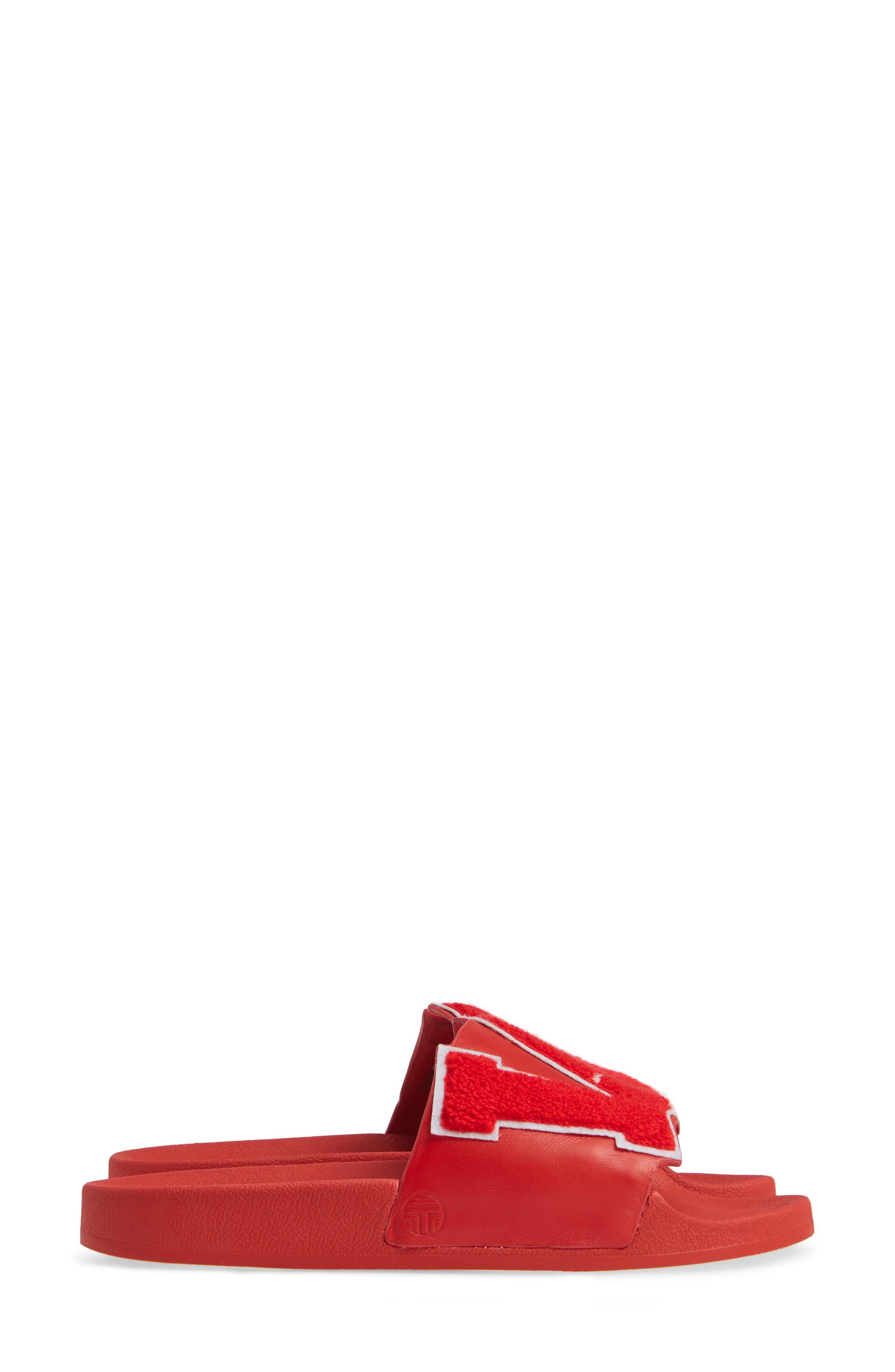 ,                             Love Slide Sandal,                             Alternate thumbnail 4, color,                             600