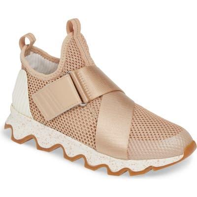 Sorel Kinetic Sneak High Top Sneaker- Pink