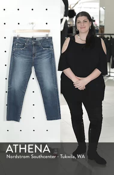 The Ex Boyfriend Crop Jeans, sales video thumbnail