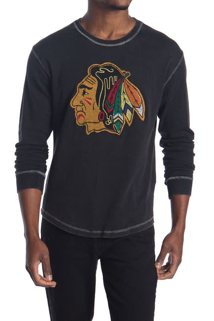 Image of American Needle NHL Chicago Blackhawks Rooted Fleece