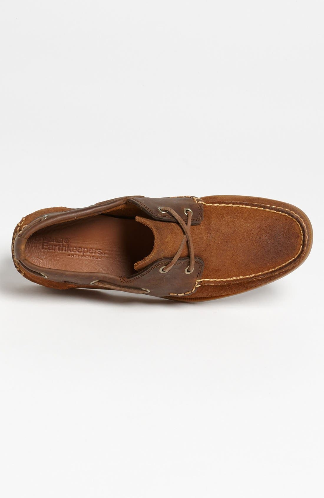 ,                             Earthkeepers<sup>®</sup> 'Heritage' Boat Shoe,                             Alternate thumbnail 3, color,                             210