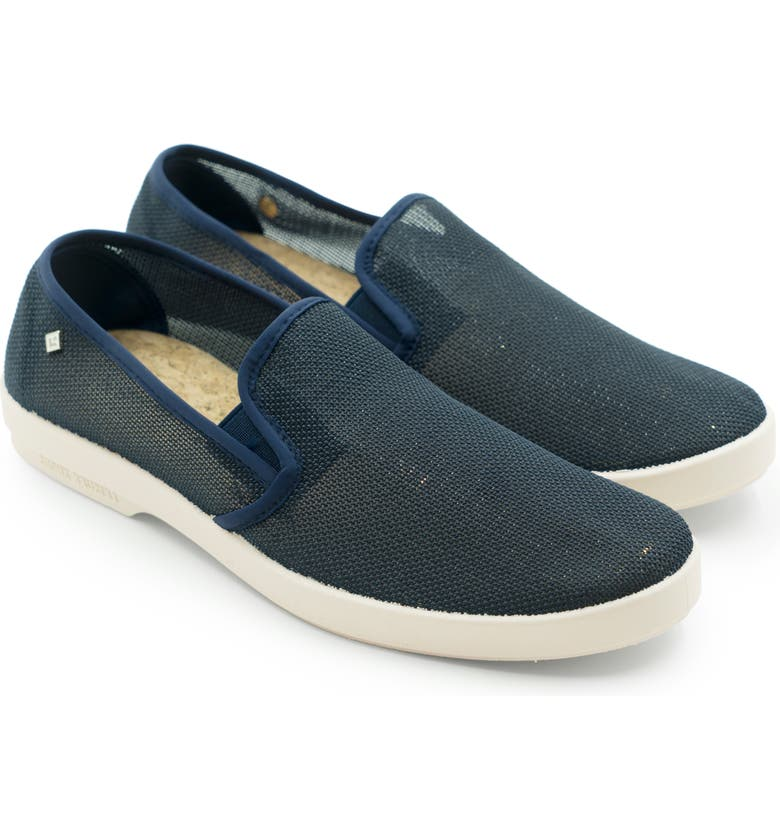 RIVIERAS Recif Waterproof Slip-On, Main, color, NAVY