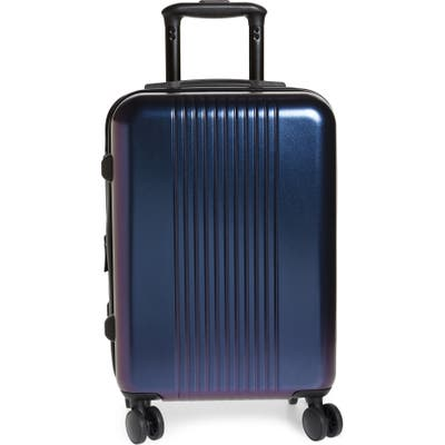 Nordstrom Spinner Carry-On Luggage - Purple