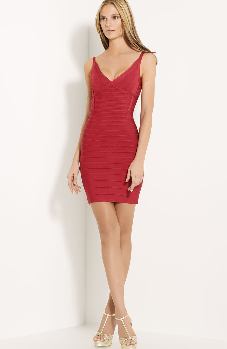 2f7d409146d13 Herve Leger 'Catherine' Bandage Dress | Nordstrom