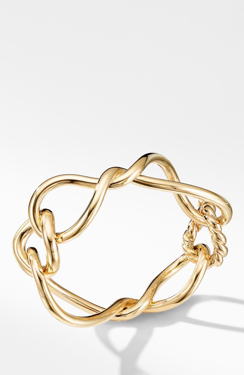 DAVID YURMAN Continuance Bold 18K Gold Bracelet, Main, color, YELLOW GOLD