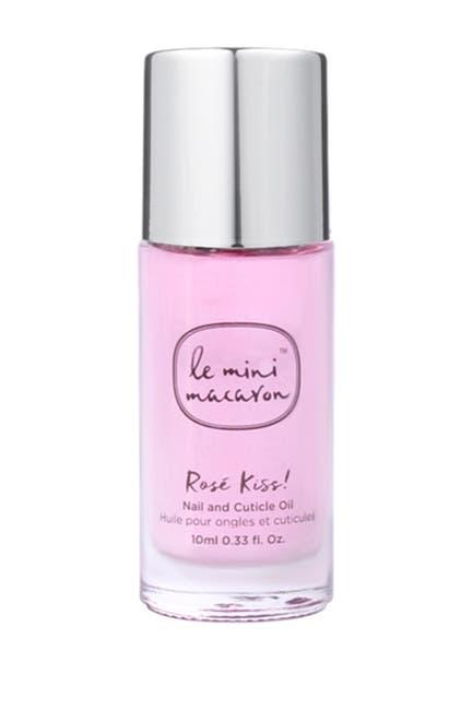 Image of LE MINI MACARON Rose Kiss Nail & Cuticle Oil