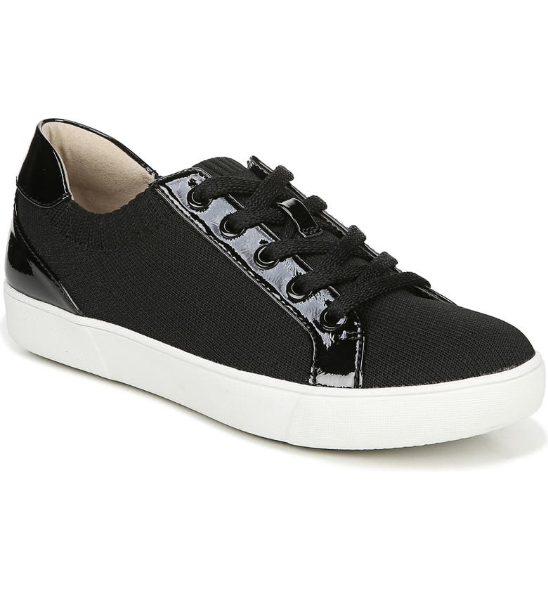 NATURALIZER Morrison 5 Sneaker, Main, color, BLACK FABRIC