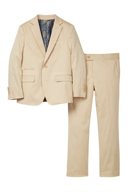 Image of Isaac Mizrahi 2-Piece Suit