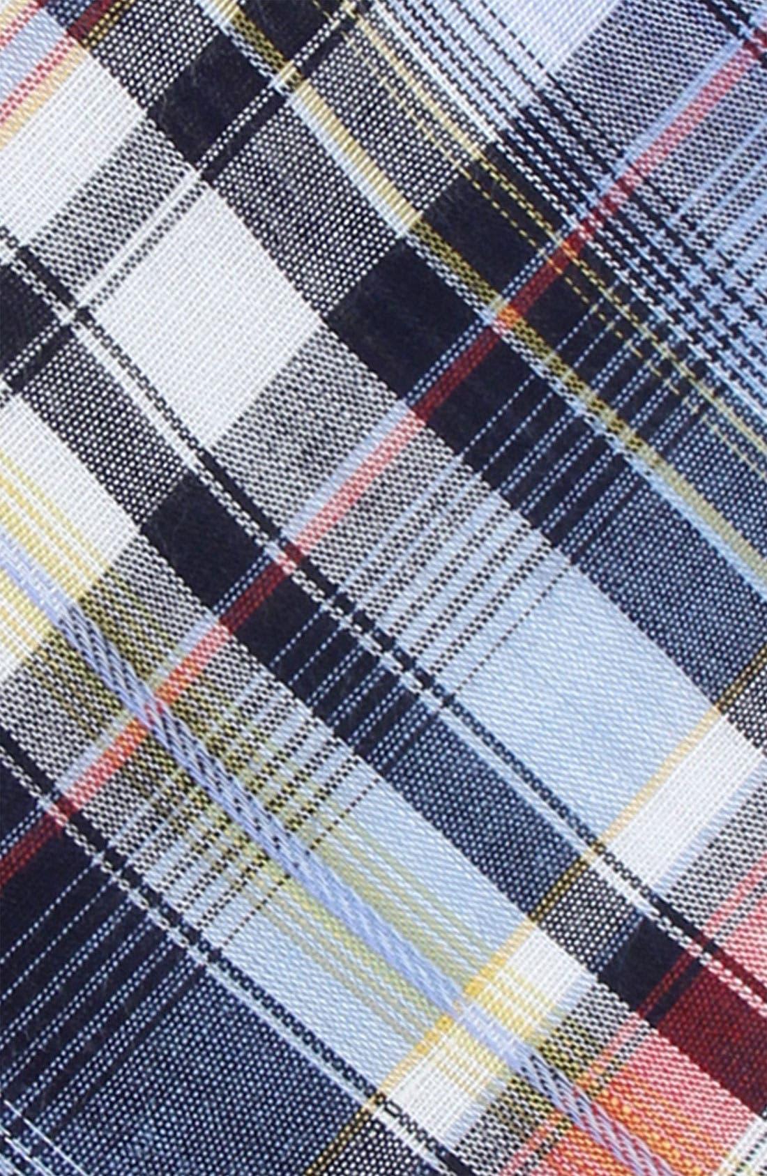 ,                             Woven Cotton Tie,                             Alternate thumbnail 4, color,                             600