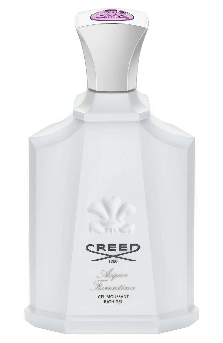 CREED 'Acqua Fiorentina' Shower Gel, Main, color, NO COLOR