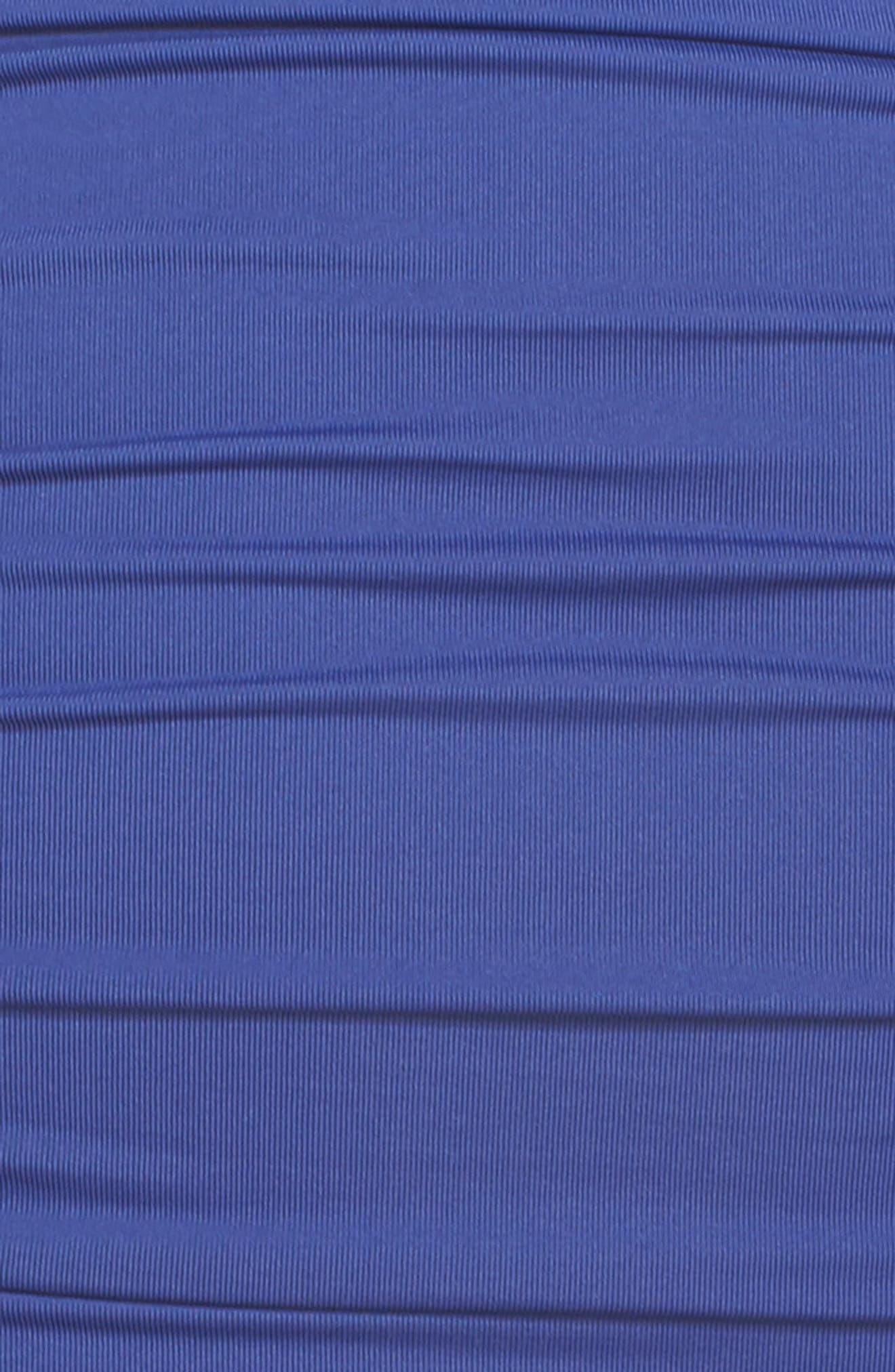 ,                             Color Code High Waist Bikini Bottoms,                             Alternate thumbnail 6, color,                             400