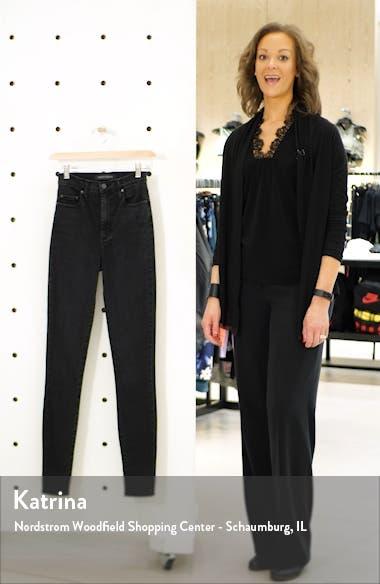 Siren High Waist Skinny Jeans, sales video thumbnail