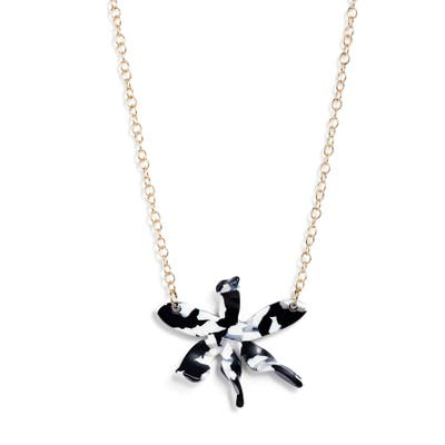 Lele Sadoughi Water Lily Necklace (Nordstrom Exclusive)