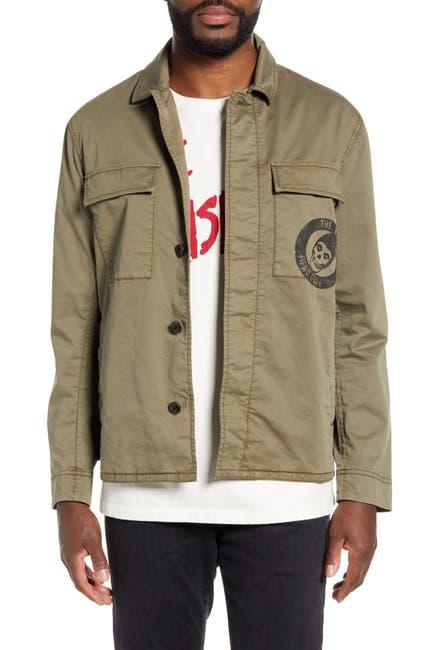 Image of John Varvatos Star USA Misfits Graphic Jacket
