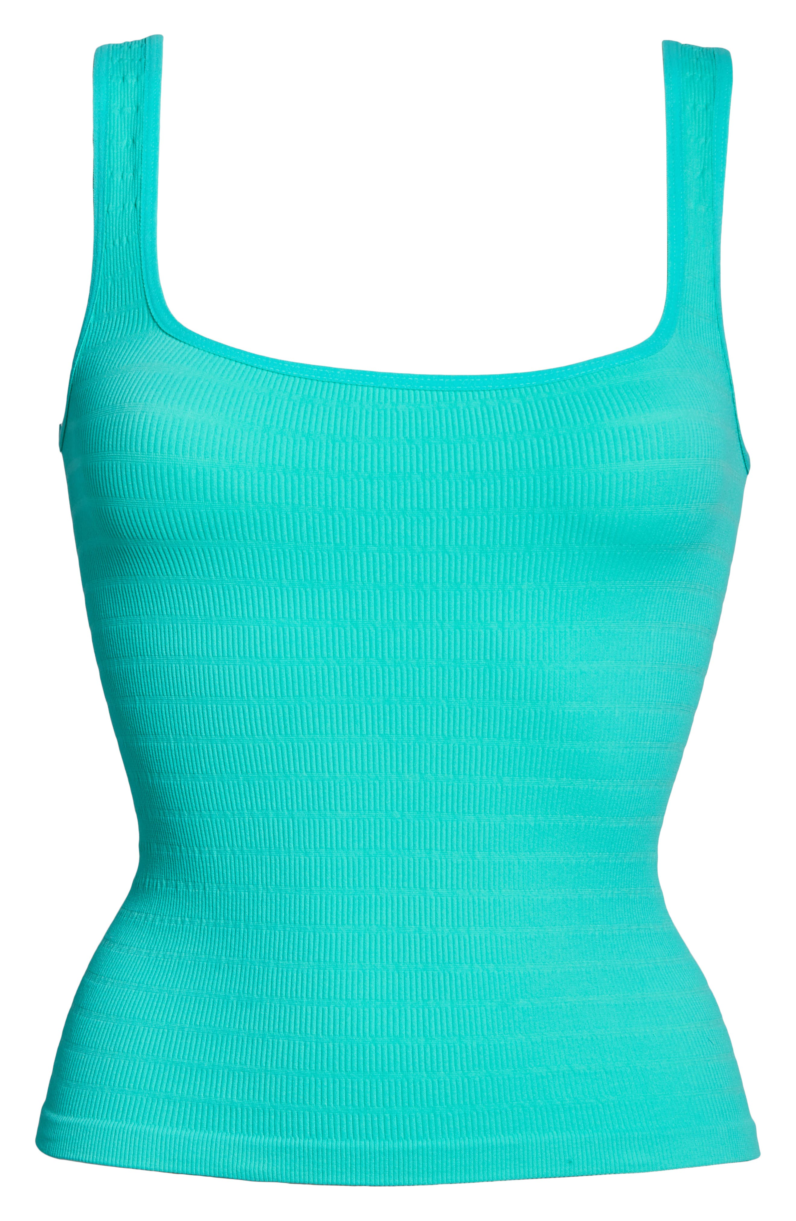 ,                             Intimately FP Square One Seamless Camisole,                             Alternate thumbnail 6, color,                             LT BLUE
