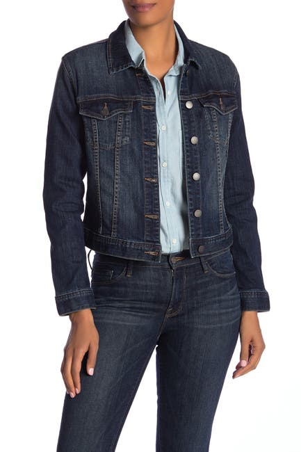 Image of Caslon Classic Denim Jacket