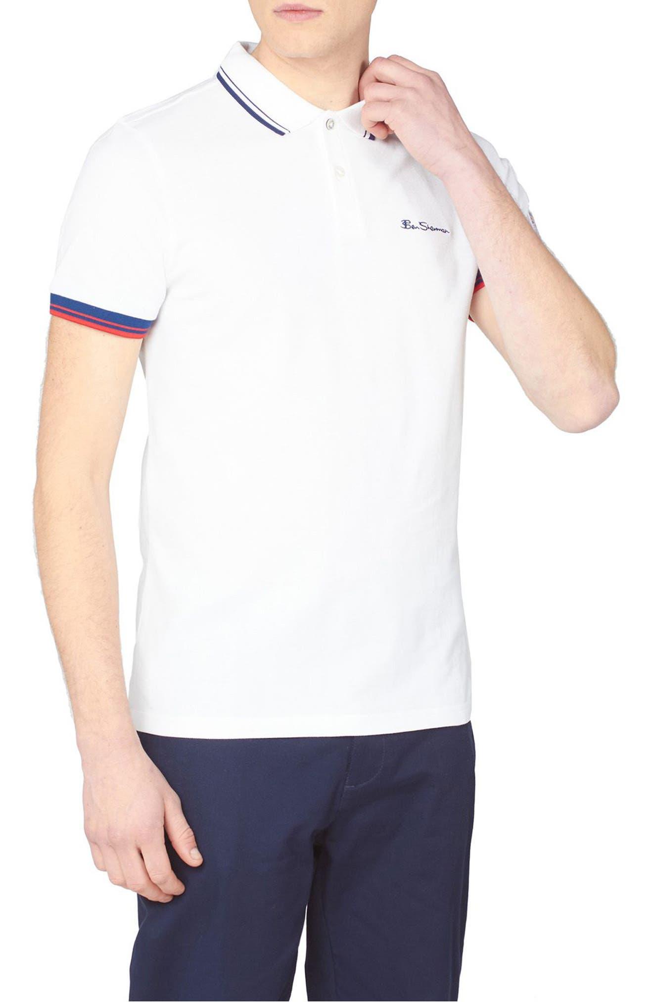 Team Gb Signature Polo Shirt