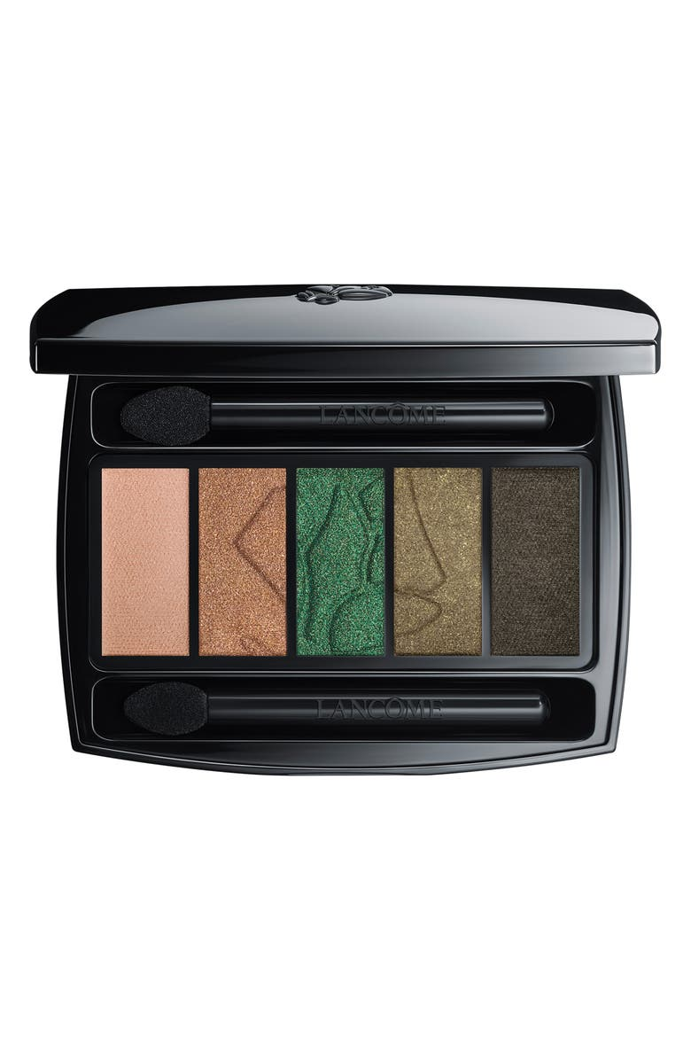 LANCÔME Color Design Eyeshadow Palette, Main, color, KAKI ELECTRIQUE