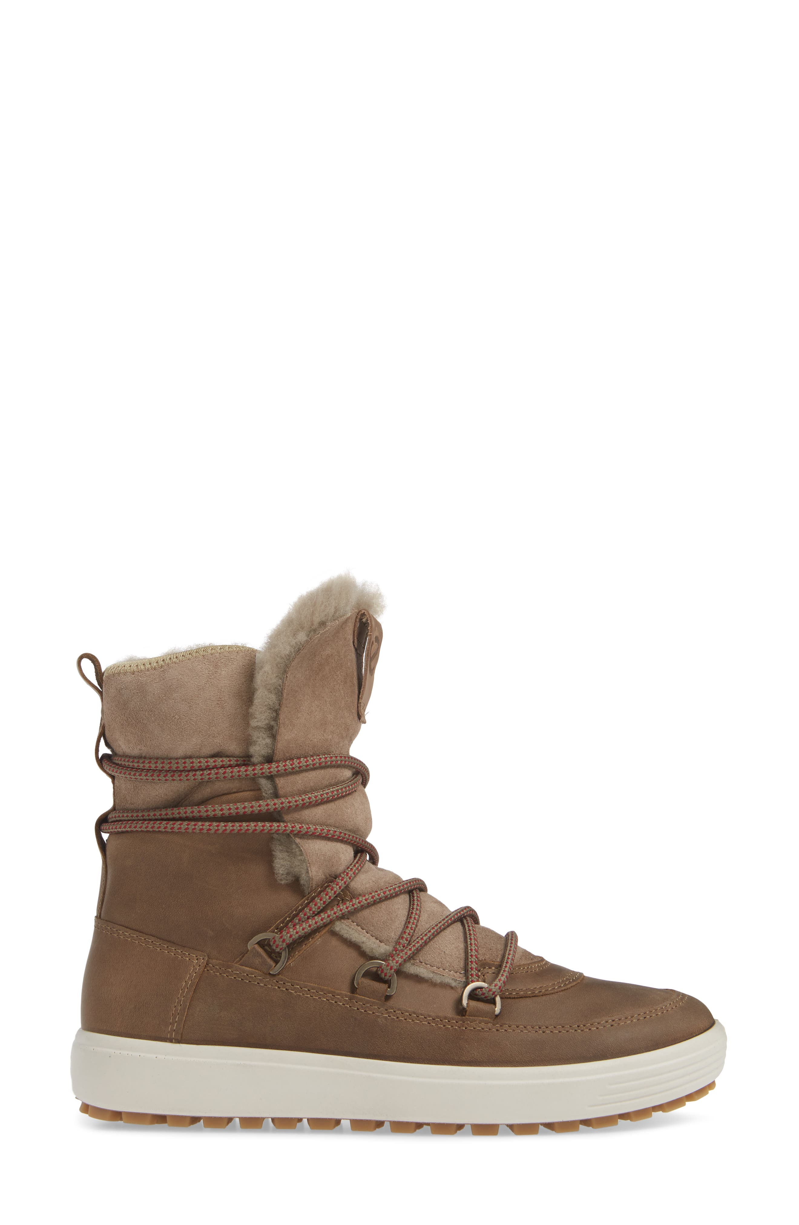 ,                             Soft 7 Tred Waterproof Genuine Shearling Lined Bootie,                             Alternate thumbnail 3, color,                             247
