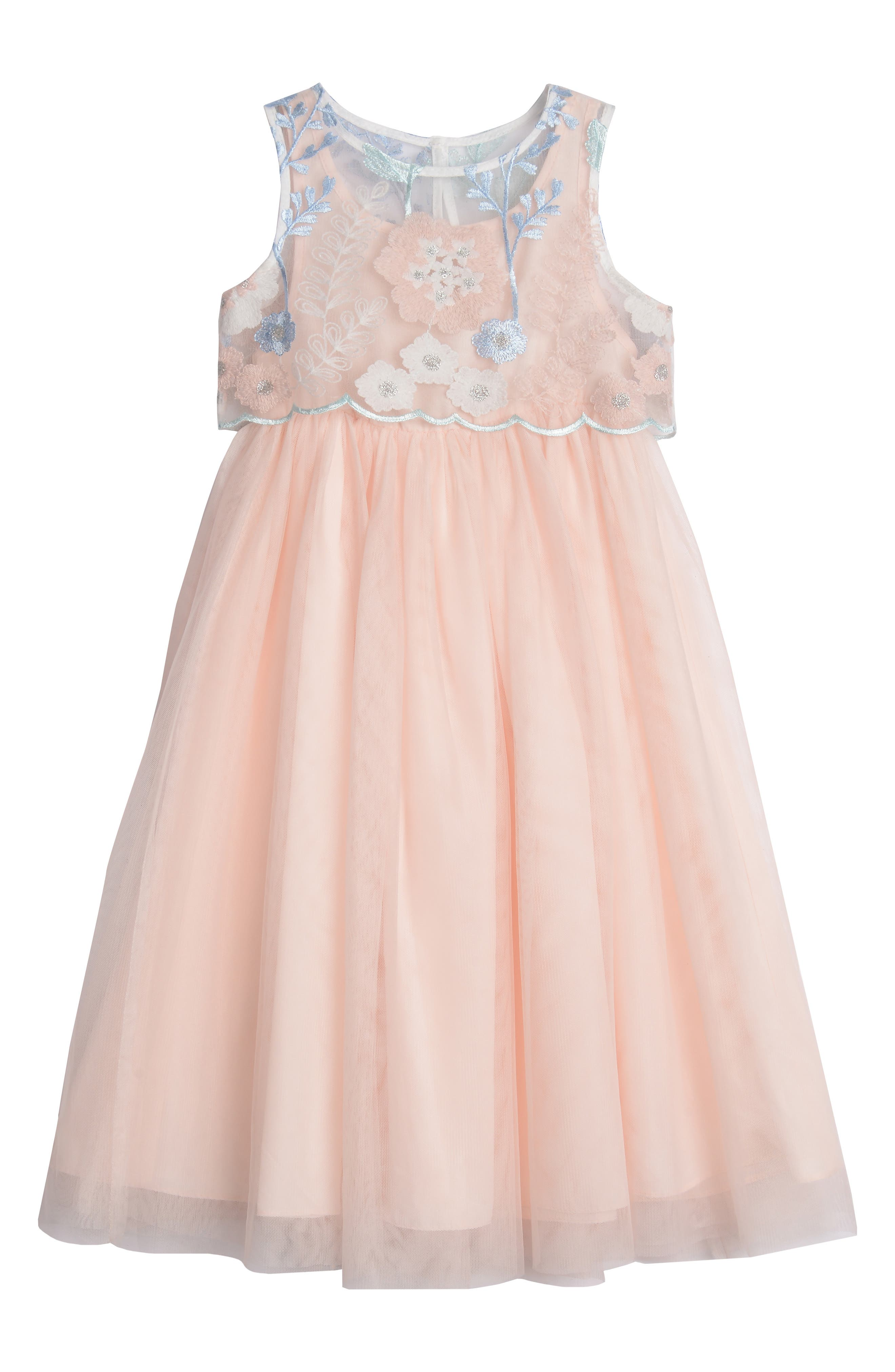 Image of Pippa & Julie Wildflower Popover Dress