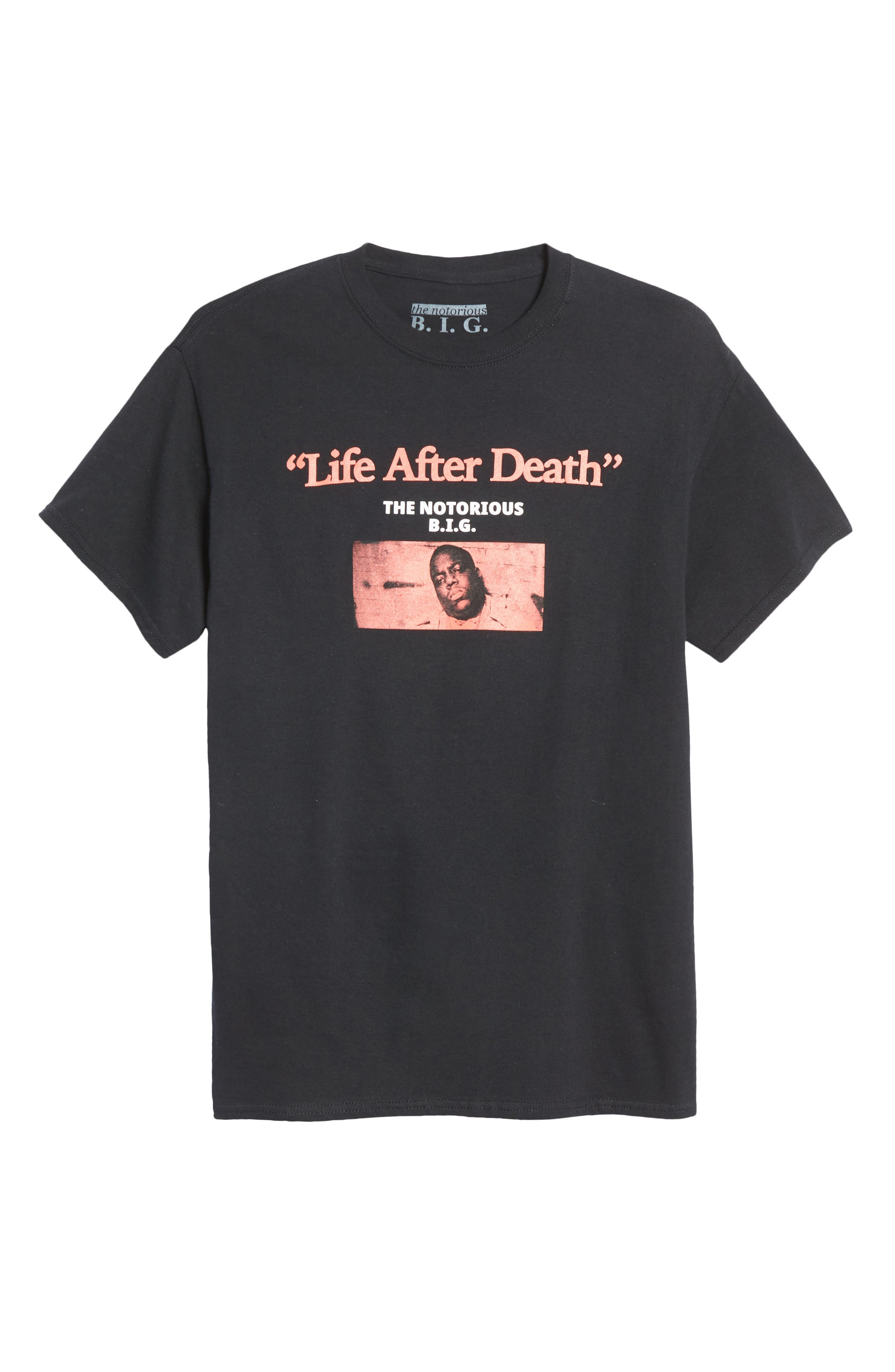 Men's Life After Death Graphic Tee