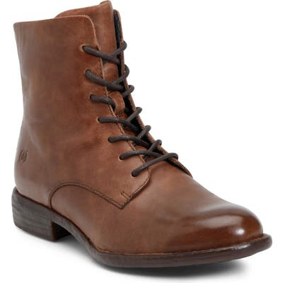 B?rn Tombeau Lace-Up Boot- Brown