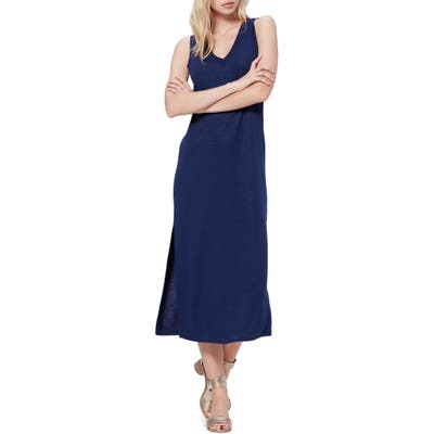 Paige Sage Midi Tank Dress, Blue (Nordstrom Exclusive)