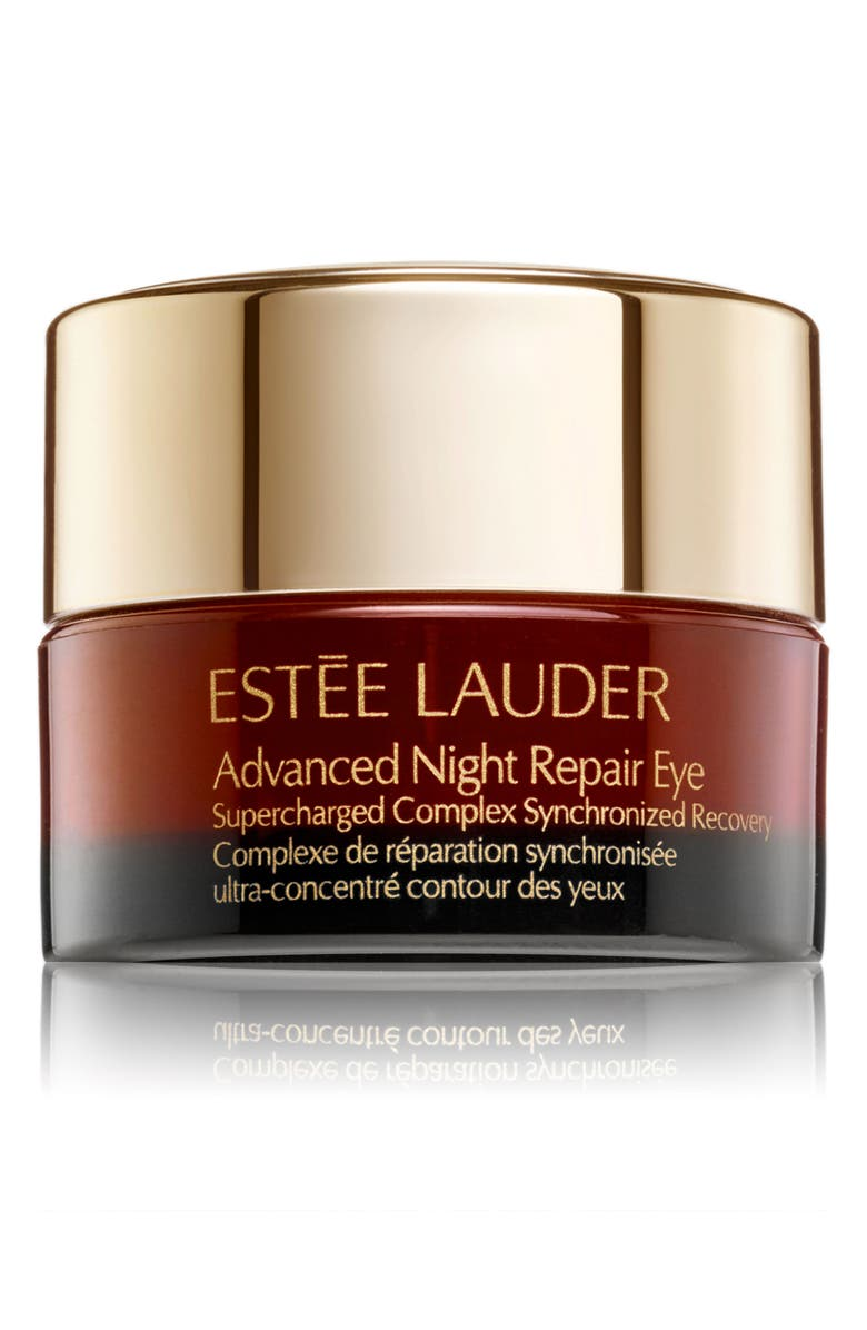 ESTÉE LAUDER Travel Size Advanced Night Repair Eye Supercharged Complex Synchronized Recovery, Main, color, NO COLOR