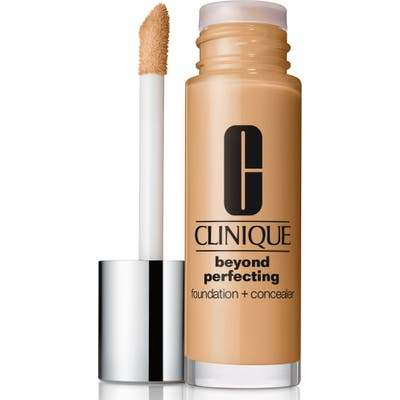 Clinique Beyond Perfecting Foundation + Concealer - Sesame