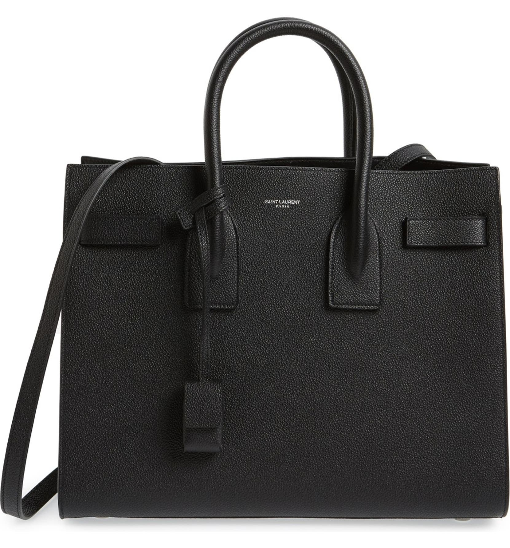 5e095a3403 'Small Sac de Jour' Leather Tote