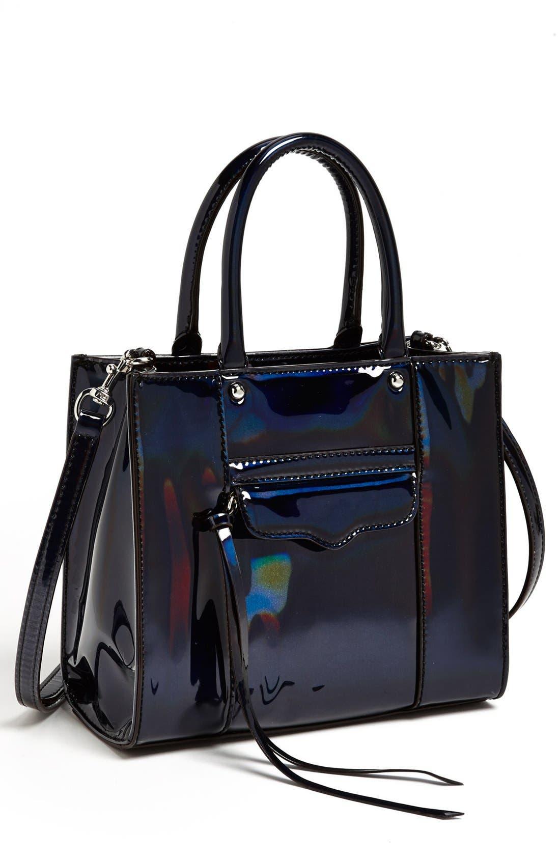 ,                             'Mini MAB Tote' Crossbody Bag,                             Main thumbnail 20, color,                             002